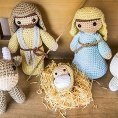 Nativity, Teddy Bear, Christmas Ornaments, Sewing, Holiday Decor, Animals, Ikea, Hacks, Tejidos