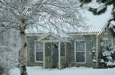 Aiken House & Gardens: The Christmas Cottage