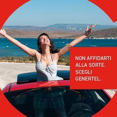 Per guidare tranquilli non servono preghiere. Scegliete Genertel Auto: protezione e risparmio in una sola assicurazione.