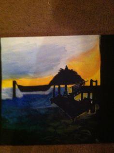 Bahama Hut