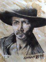 Johnny Depp by MariChou-Chan (me)