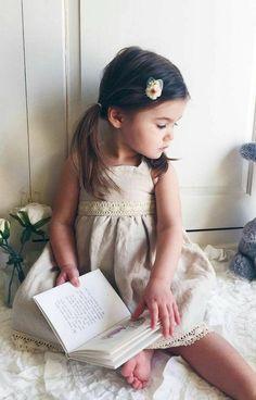 Handmade Linen & Lace Dress | Etsy