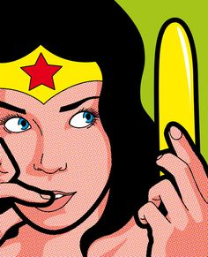 The Secret Life of Heroes by Grégoire GUILLEMIN, via Behance