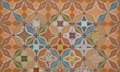 Orange Range | May 2008 | Quilters Newsletter