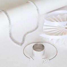 Smycken i äkta silver med Kubisk Zirkonia från Guldfynd e3973bd816a78