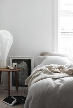 BRIGHT AND AIRY BEDROOM FOR SUMMER - ELISABETH HEIER