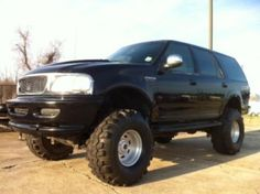 lifted expedition  | ... Expedition LIFTED 4X4 1997 FORD EXPEDITION 4X4 LIFTED MONSTER BEAST