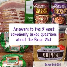 "5 Common Questions About ""The Diet For Human Beings"" (aka Paleo)"