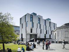 Long-Room-Hub, Trinity - McCullough Mulvin Architects