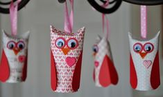 Valentine's Day crafts for kids - 17 easy toilet paper roll ideas