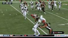 Fantasy Sleeper Of The Week: Marvin Jones Edition | The Best GIFs Of NFL Week 8: Head Over Heels