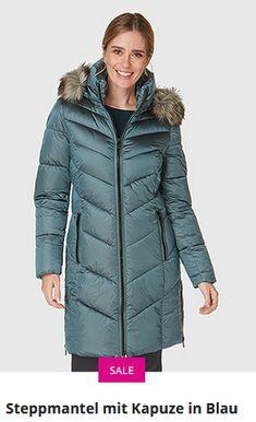 Erhältlich im onlineshop von bonita.de mit 8% Cashback für KGS Partner Mantel, Abs, Winter Jackets, Fashion, Cowl, Fashion Women, Winter Coats, Moda, Crunches