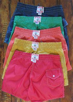 Birdwell Beach Britches swimwear Team Usa, Swim Shorts, American Made, Summer Time, Two Piece Skirt Set, Swimming, Colours, Beach, Skirts