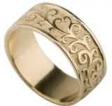 Antique Paris Style Men's Wedding Band Gold Wedding, Wedding Bands, Paris Fashion, Mens Fashion, Handmade Wedding Rings, Groom Ring, Paris Style, Paris Theme, Heart Ring
