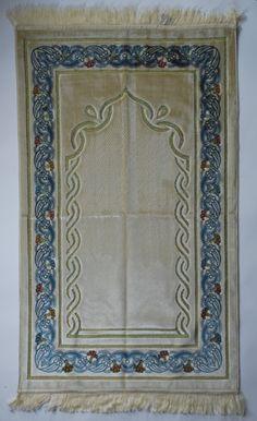 Dahaban Deluxe Islamic Prayer Rug
