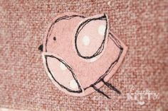 Countrykitty: Freehand machine embroidery - tutorial