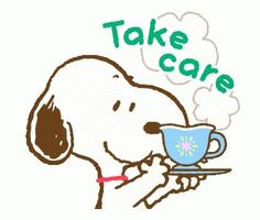 The perfect Snoopy TakeCare Tea Animated GIF for your conversation. Discover and Share the best GIFs on Tenor. Baby Snoopy, Snoopy Love, Charlie Brown And Snoopy, Snoopy Family, Peanuts Cartoon, Peanuts Snoopy, Snoopy Videos, Goodnight Snoopy, Snoopy Und Woodstock