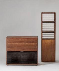 choi joon woo reinterprets a traditional korean tile in his latest furniture series Simple Furniture, Design Furniture, Cheap Furniture, Furniture Plans, Furniture Movers, Traditional Interior, Traditional Furniture, Corner Tub, Korean Design
