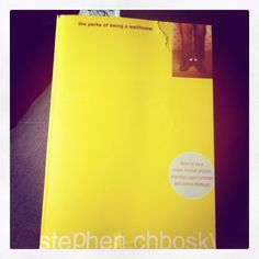 #perks #being #wallflower #book #pages #watson #emma #stephen #author