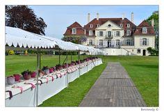 """Het hoogtepunt was onze """"Tea in the Garden"""" tafel van Gudrun cottnier"""