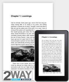 Bomber Fiction Template for Book and eBook