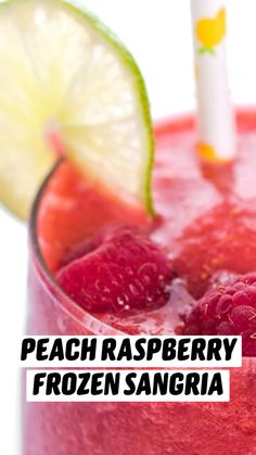 Summer Drinks, Fun Drinks, Alcoholic Drinks, Cold Drinks, Frozen Sangria, Frozen Drinks, Smoothie Drinks, Smoothie Recipes, Smoothies