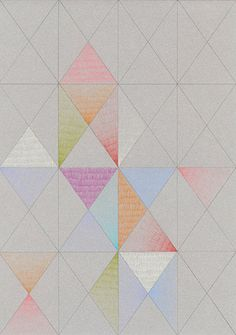 Claudia Wieser  Untitled, 2009, Crayon on paper