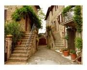 Tuscany side street...so beautiful