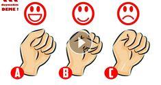 Nasıl Bir Kişiliğiniz Olduğunu Öğrenin (Psikolojik TEST)