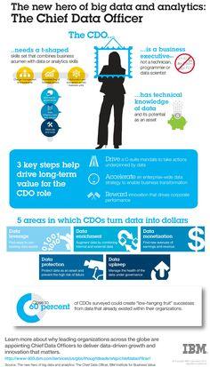 Figure 1. CDO infographic from IBM.