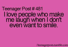 Teenager Post #481