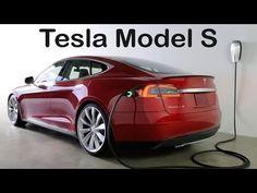 El coche eléctrico de Tesla: Características y cómo funciona... (en Español) - YouTube