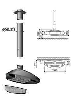 Schéma de la cheminée Antéfocus