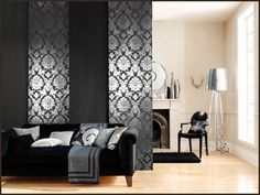 Best option for windows Panel Blinds Abu Dhabi. Buy the best Panel Blinds in Abu Dhabi from Panel Blinds supplier in Abu Dhabi, Dubai & UAE at Best prices. Fabric Room Dividers, Decorative Room Dividers, Room Divider Curtain, Sliding Panel Blinds, Blinds For Windows, Huge Windows, Window Blinds, Window Panels, Patio Door Coverings