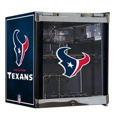 NFL Wine Cooler 1.8 cu ft - Houston Texans