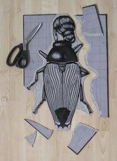 Deborah Klein's Art Blog: Australian Print Workshop