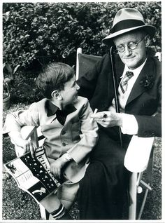 James Joyce, author of Ulysses