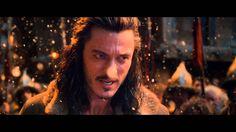 El Hobbit: La Desolación de Smaug - Tráiler Oficial en español con intro...