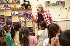 """SOY BIBLIOTECARIO: Ana Mon: """"Quiero llenar el país de bibliotecas y c..."""