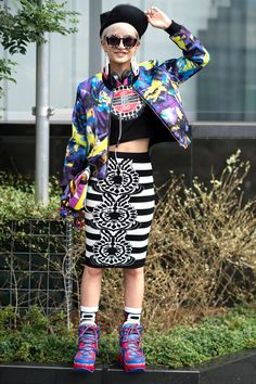 30 Inspired Looks From Tokyo Fashion Week #refinery29  http://www.refinery29.com/2014/10/76579/tokyo-street-style-pictures-2014#slide25  Everything, all at once.