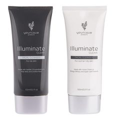 Our new Illuminate Face Wash, no more Awake . This is formulated for normal to Dry skin and oily skinned. Its great!!