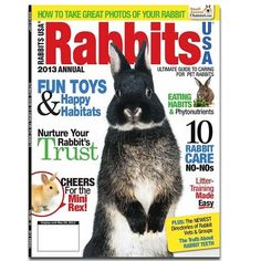 Rabbits USA Magazine 2013