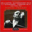 Bela Bartok and Pyotr Illych Tchaikovsky - Bartok: Concerto No. 3 for Piano and Orchestra; Tchaikovsky: Symphony No. 6 (Bavarian Radio Symphony Orchestra)