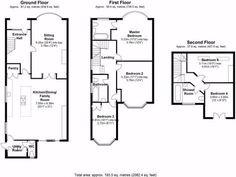 New garden plans layout rear extension ideas - Modern Kitchen Extension Floor Plan, 1930s House Extension, House Extension Plans, House Extension Design, Rear Extension, Extension Google, Extension Ideas, Extension Designs, Kitchen Floor