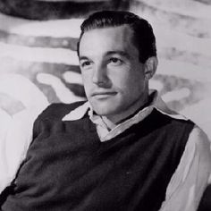 Gene Kelly.  I adore this picture of him.