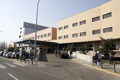 Acceso al Hospital General Nuestra Señora del Prado. Manu Reino