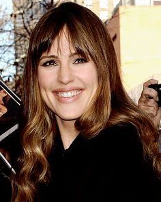 Jennifer Garner.  Still trying to figure out when and where.  Looks recent.
