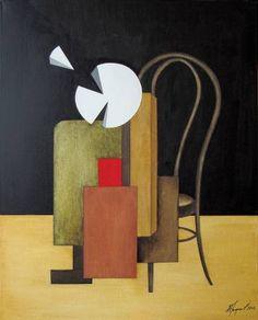 "Saatchi Art Artist Alexander Trifonov; Painting, ""The actor"" #art"