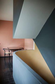 By Pierre Jeanneret & Le Corbusier