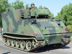 M577 Armored Personnel Carrier, Command variant